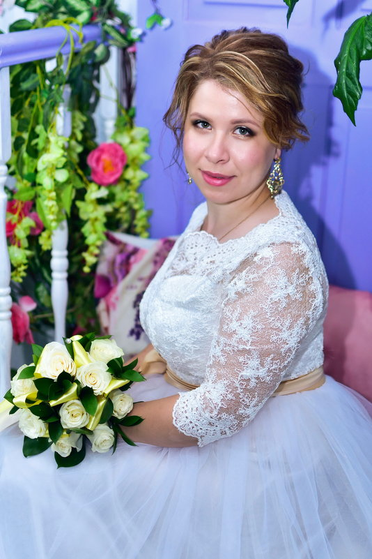 Анастасия - марина климeнoк