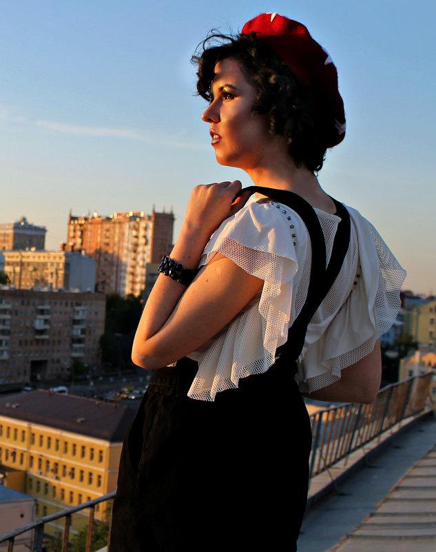 мода - Алина Веремеенко