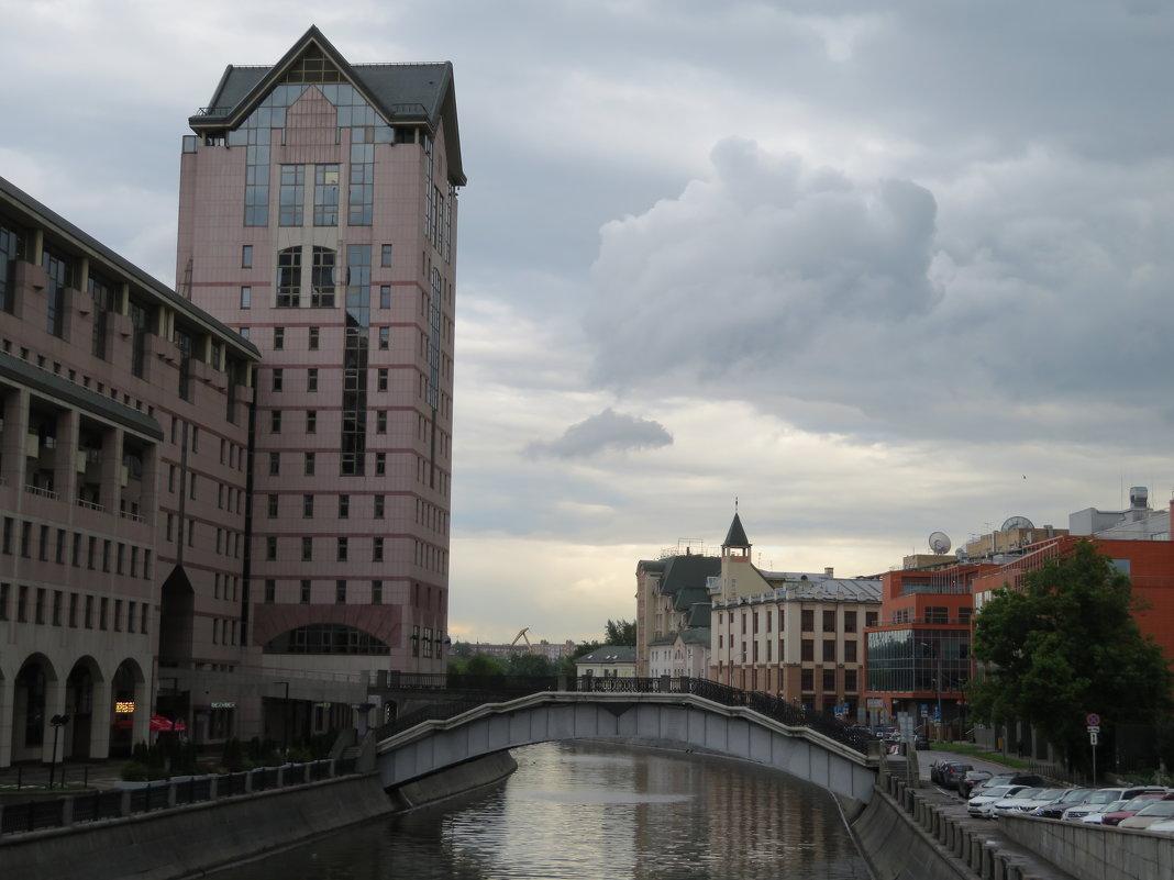 Архитектура Москвы - Natalia Harries