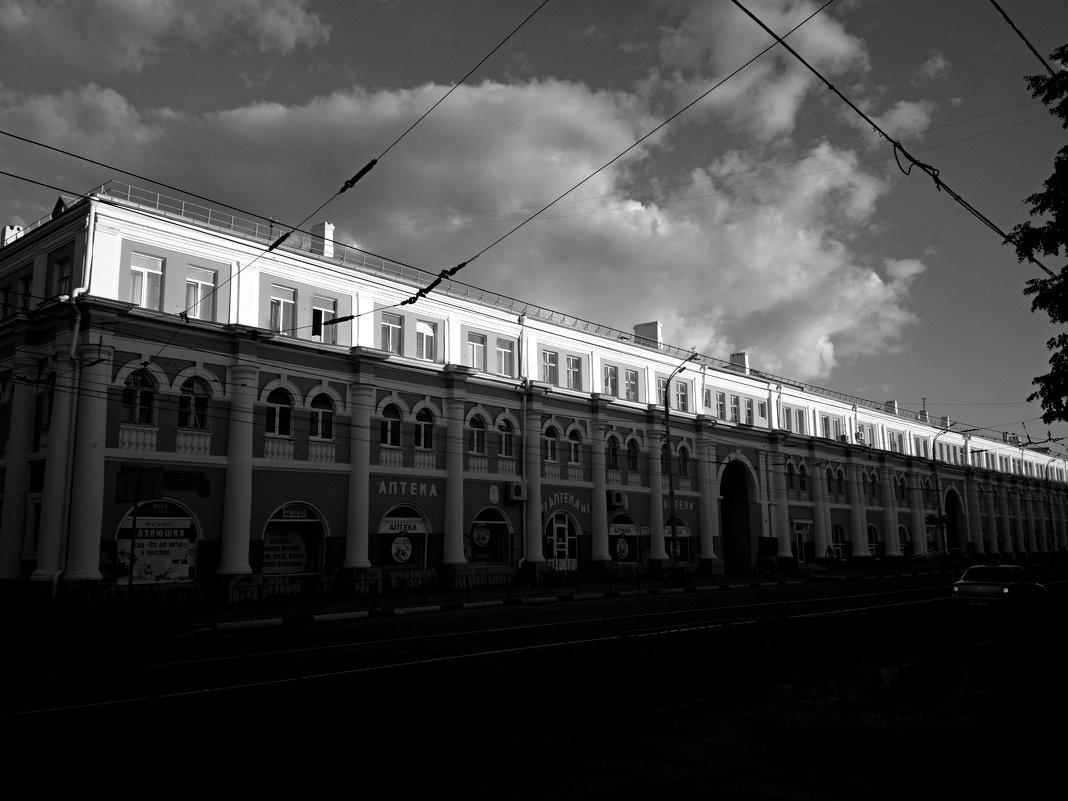Светлый этаж (ч/б) - Николай Филоненко