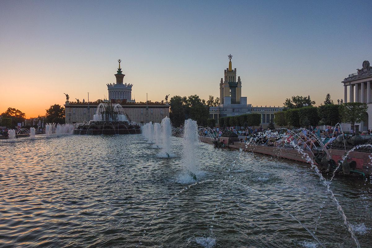 Закат - Андрей Шаронов