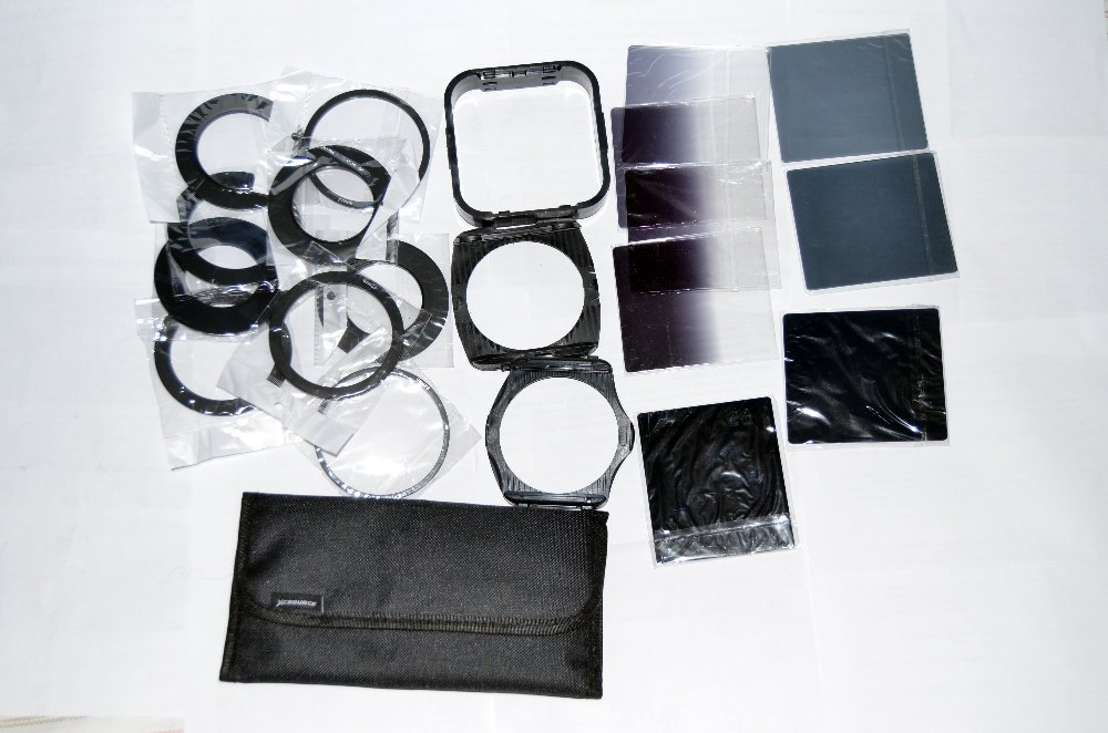 Универсальный набор фильтров - Богдан