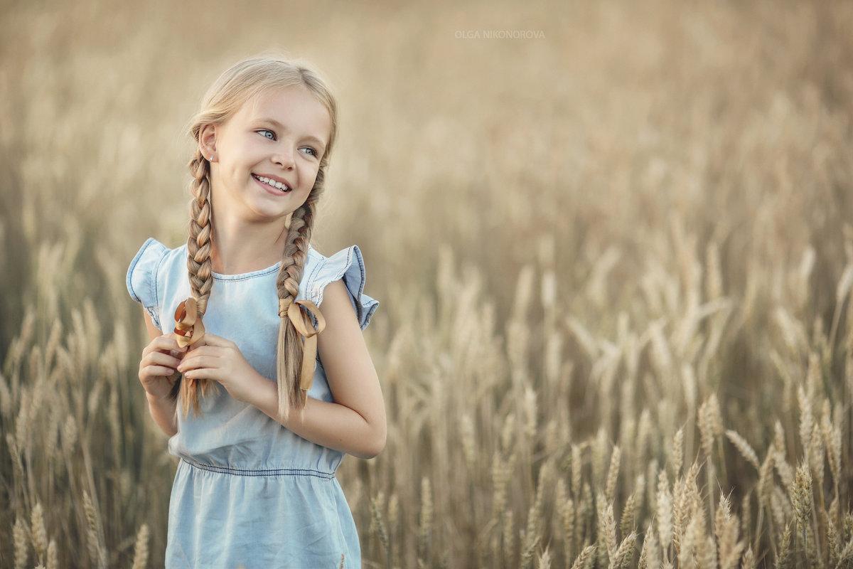 Пшеничные поля - Ольга Никонорова