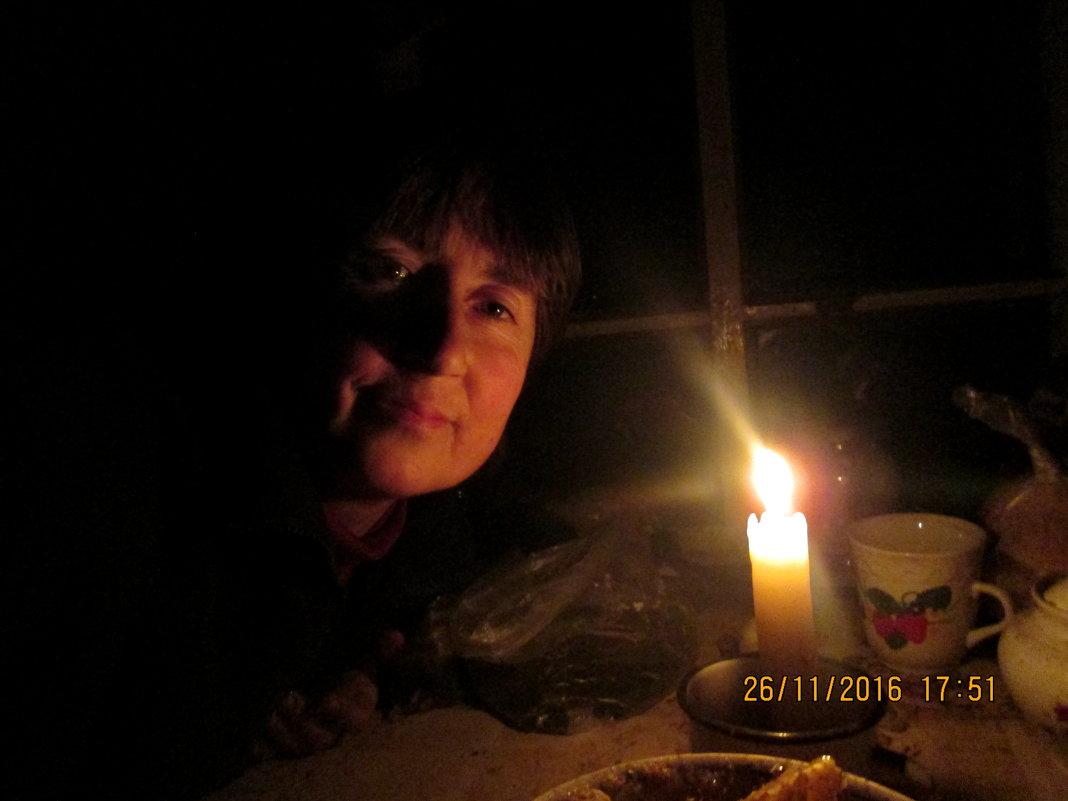 Когда в доме нет света - Светлана Рябова-Шатунова