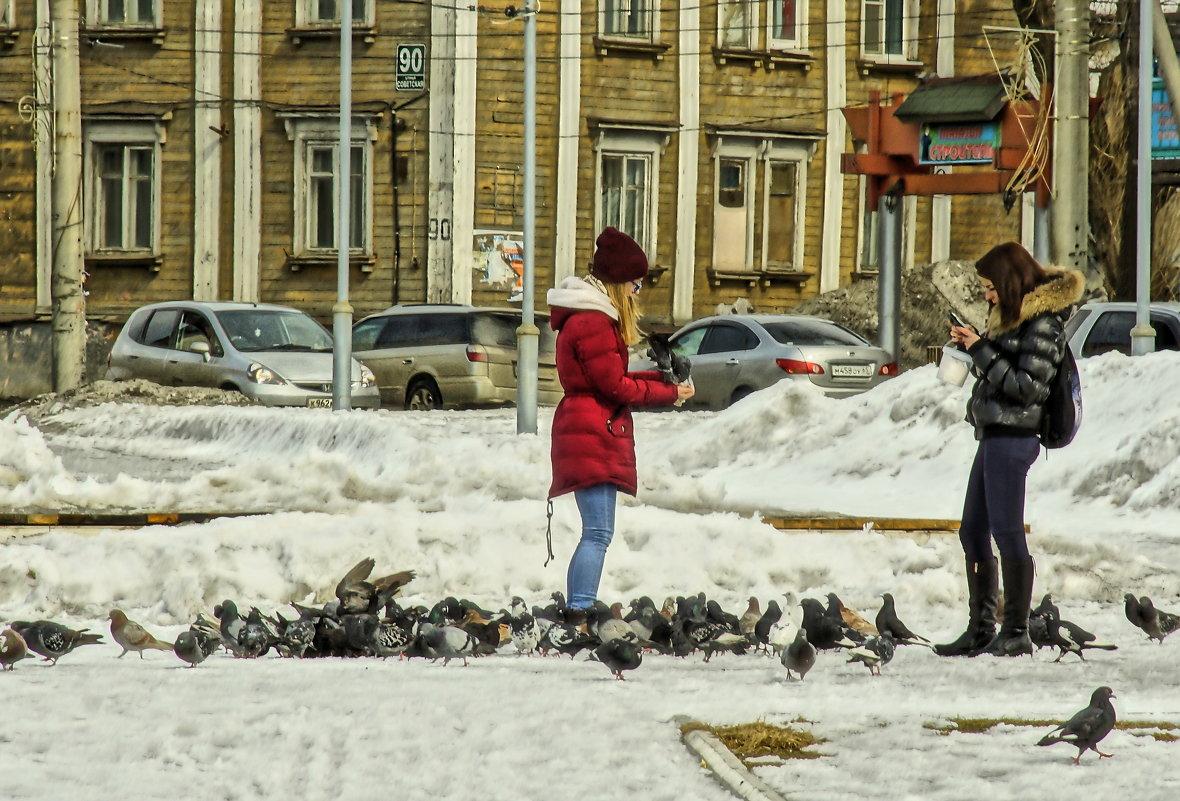 Доверие. - Николай Тишкин