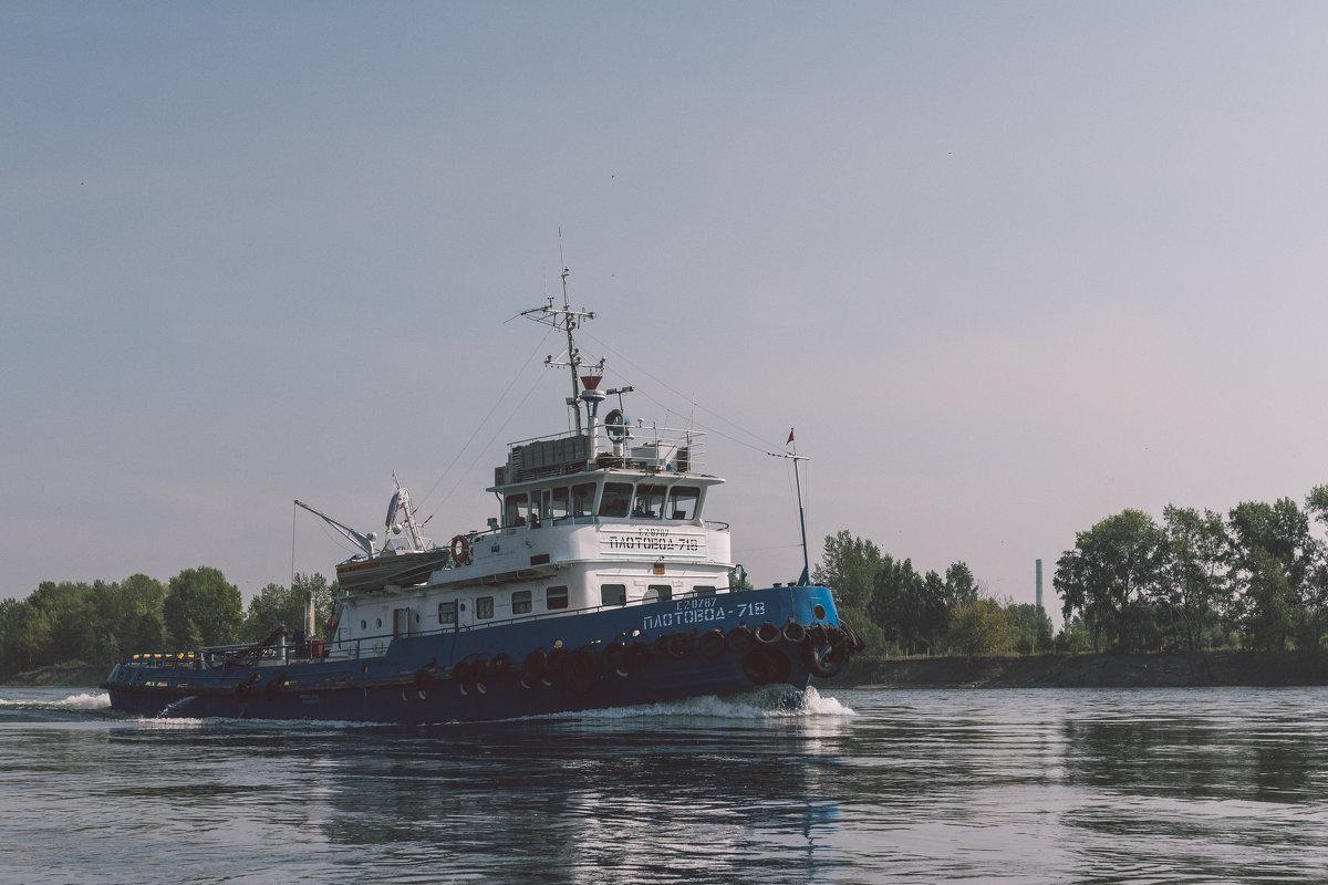 Плотовод-718 - Igor Novikov