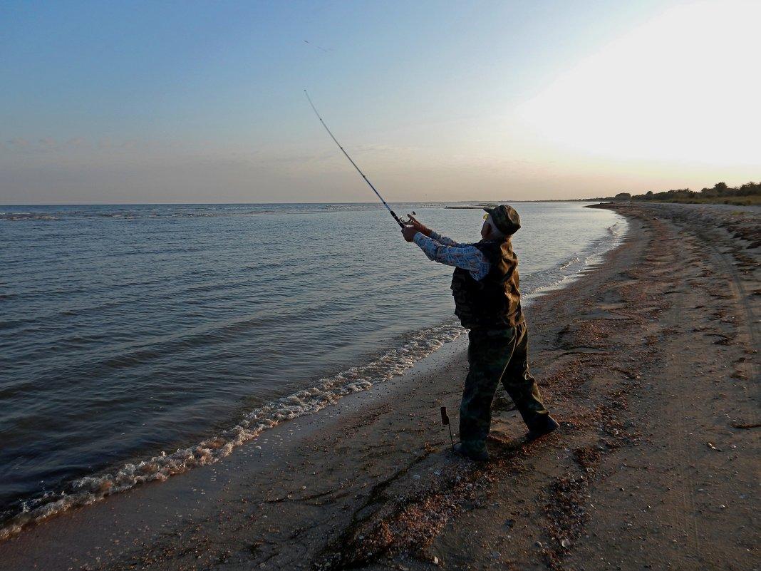 Утро на Азовском море - Владимир