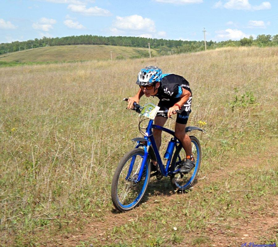 Я буду долго гнать велосипед..:) - Андрей Заломленков