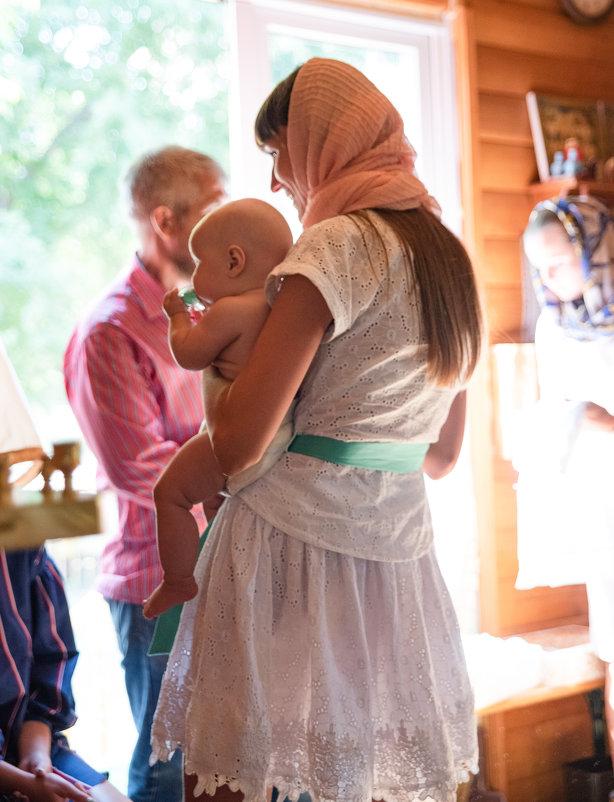 Крещение ребенка - Юрий Стариков