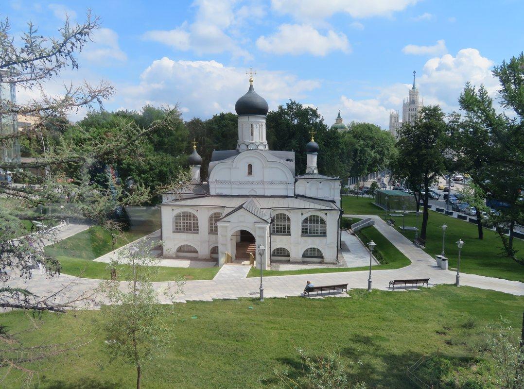 Церковь Зачатия Святой Анны - Natalia Harries