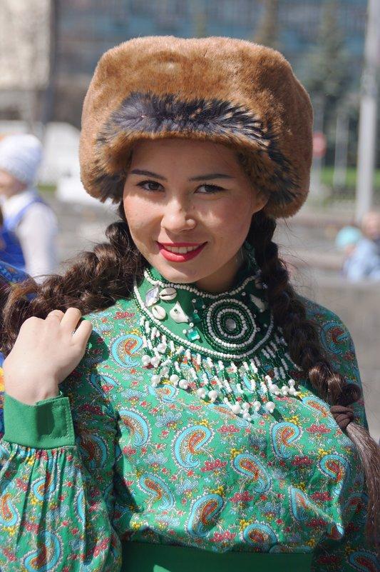 Шорская девушка - Наталия Григорьева