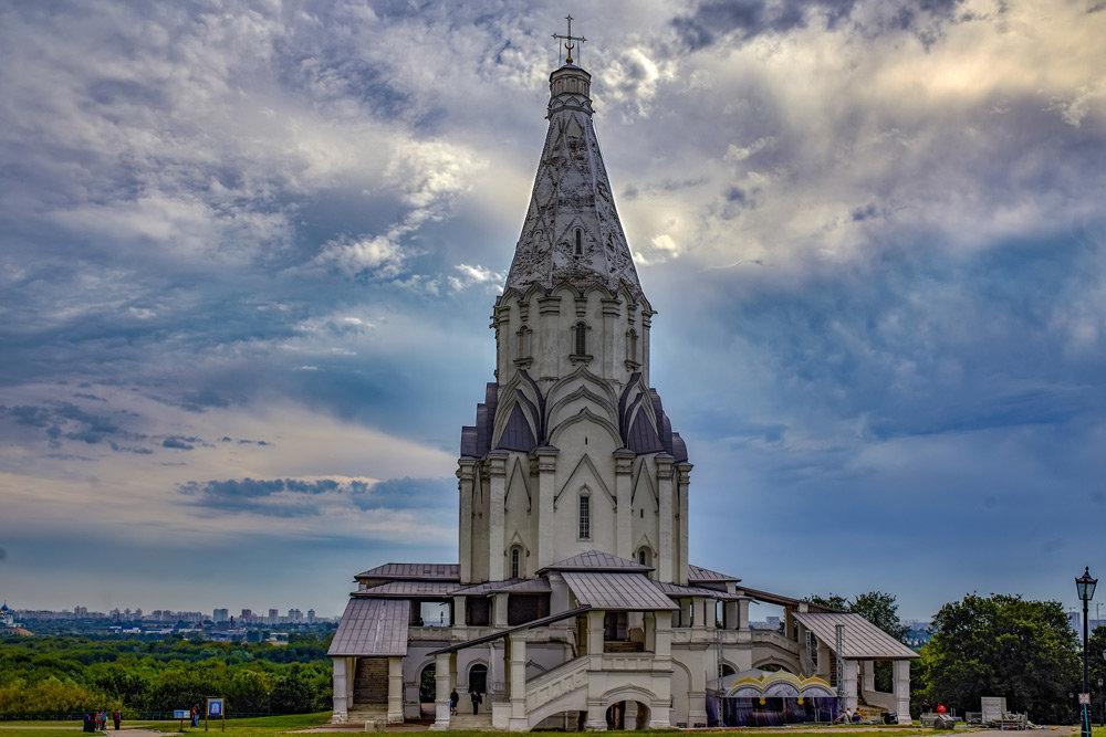 Москва. Коломенское - Николай Николенко