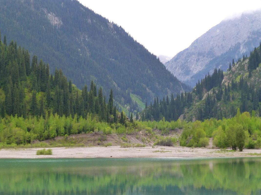озеро Иссык. - Murat Bukaev