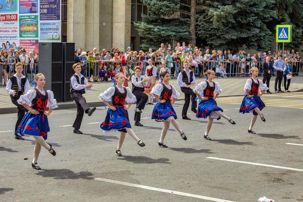 Пятигорск. День города 2018 - Николай Николенко