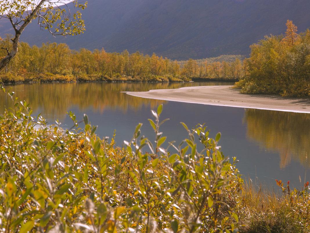 Осень в Никкалюкте - liudmila drake