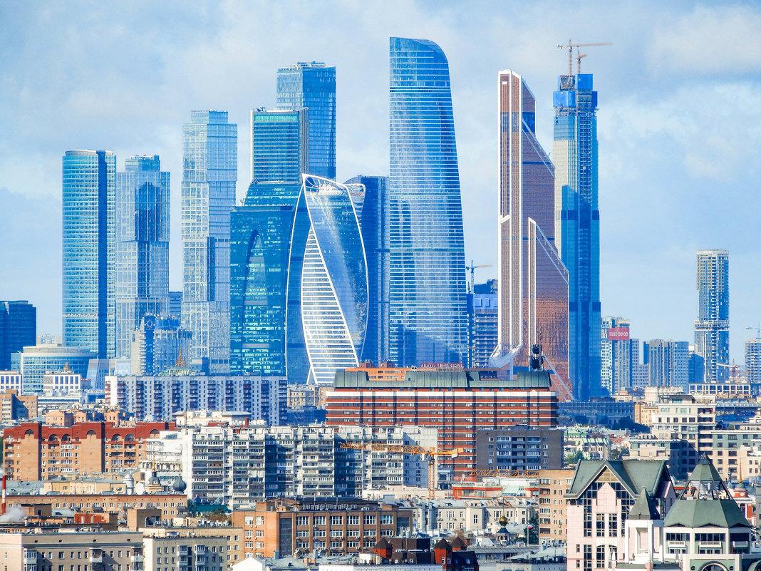 Москва-Сити - Сергей Лындин