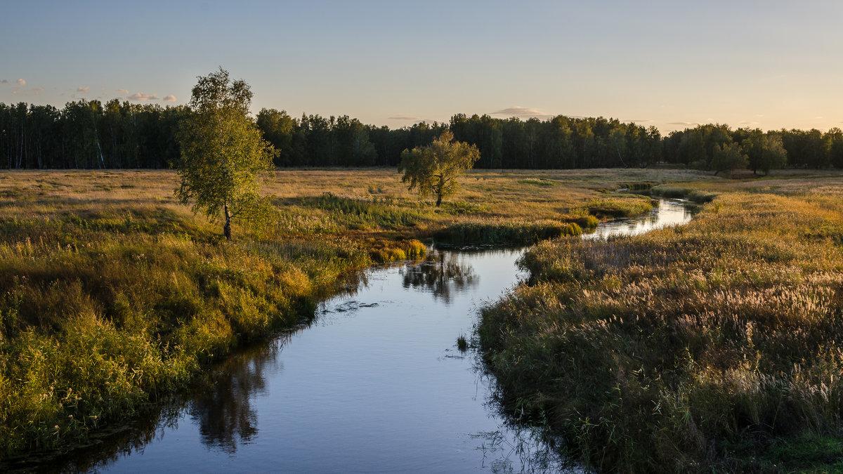 Река Яман - andrey