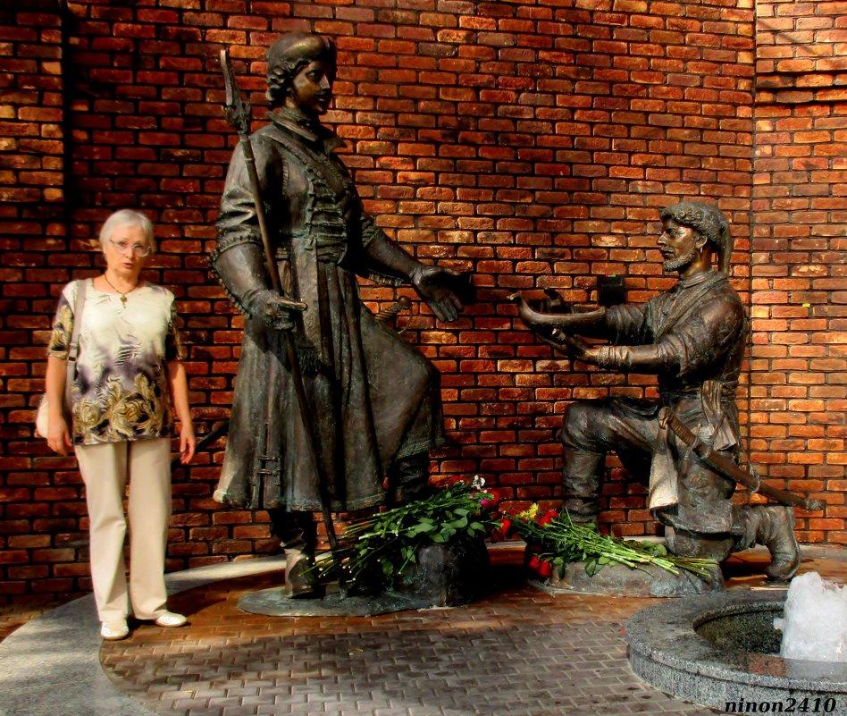 Памятник Петру I в Ростове - Нина Бутко