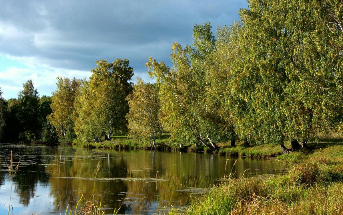 Помедли,Осень,не спеши... - Нэля Лысенко