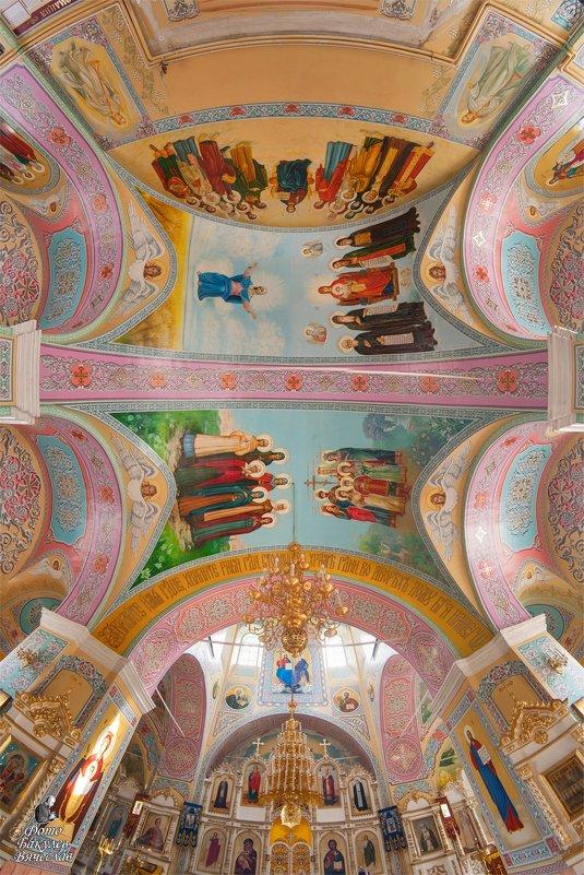 Норья, Мало-Дивеевский Серафимовский женский монастырь - Вячеслав Бакулев
