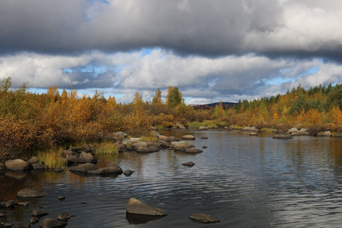 Осень на Ниве