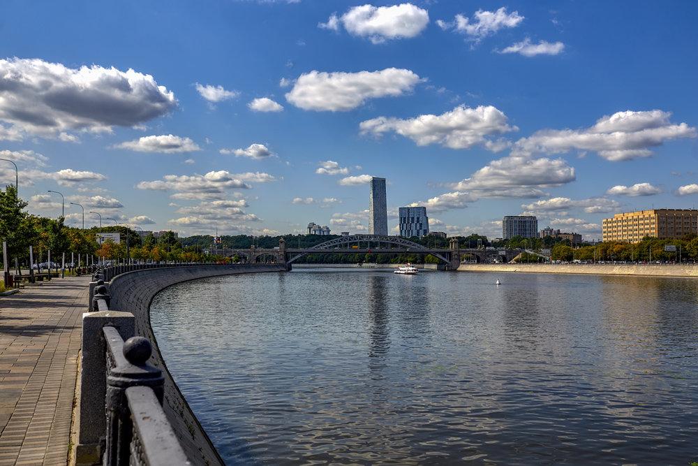 Москва. Инфраструктура - Николай Николенко
