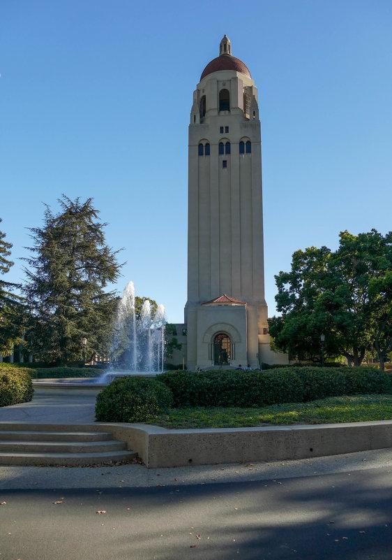 Башня в честь 31-го президента США Герберта Гувера (1929-1933) - Юрий Поляков