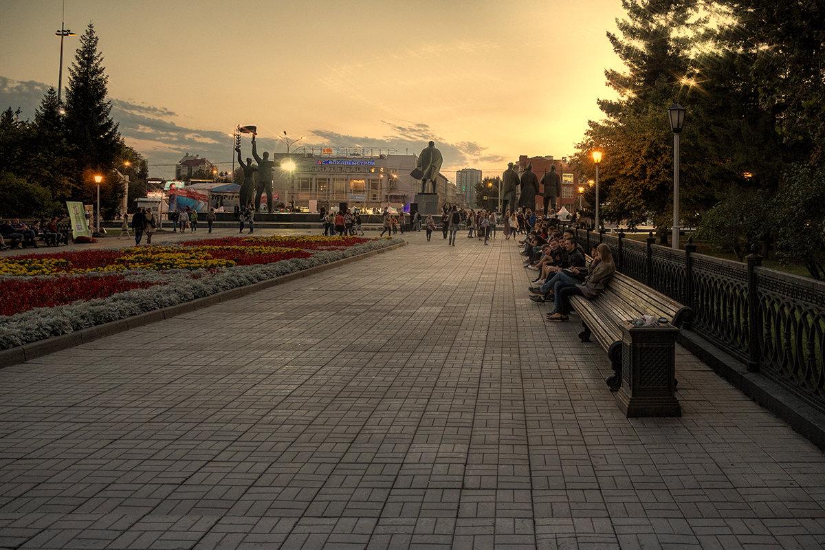 Вечерний Новосибирск - Sergey Kuznetcov