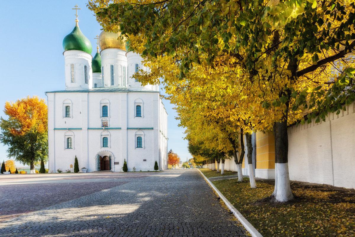 Успенский кафедральный собор. Коломна. - Igor Yakovlev
