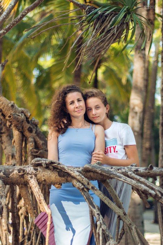 мама и доча - Ольга Фефелова