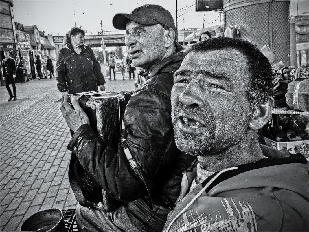 """""""Песни под мостом"""" (или """"Куплю баян"""") - Андрей Пашис"""
