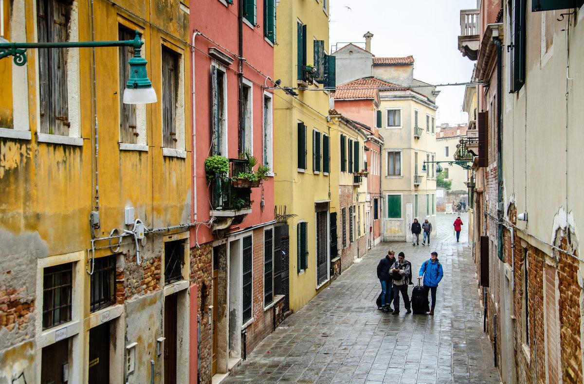 Венеция зимой - Наталия Л.