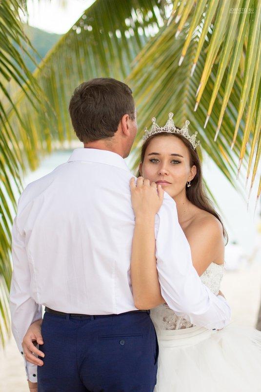 Свадьба в тропиках - Ольга Фефелова