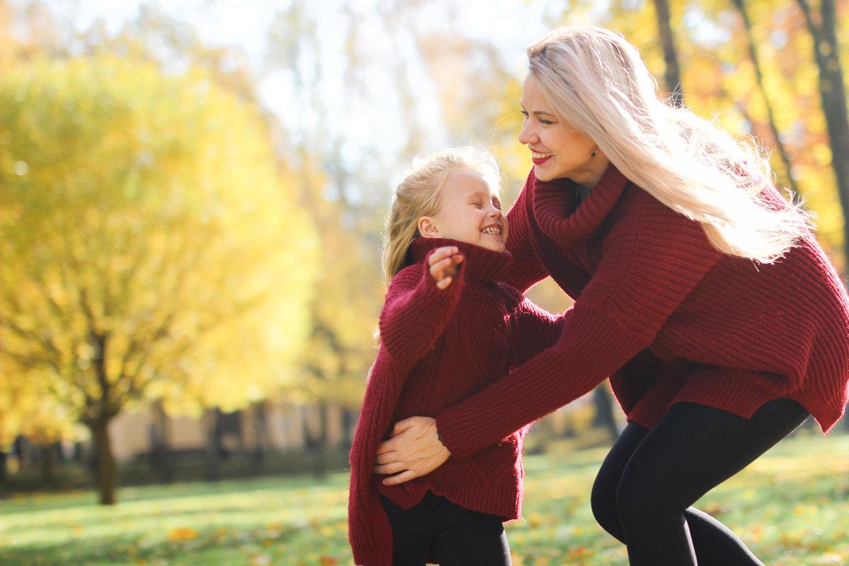 Любовь мамы и дочки - Александра Ермолова