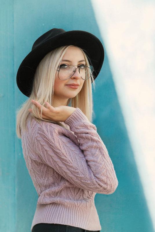 Стильная красотка - Darina Mozhelskaia