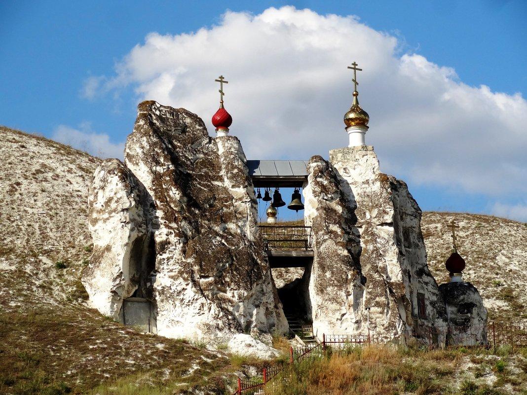 Спасский храм - Ирина