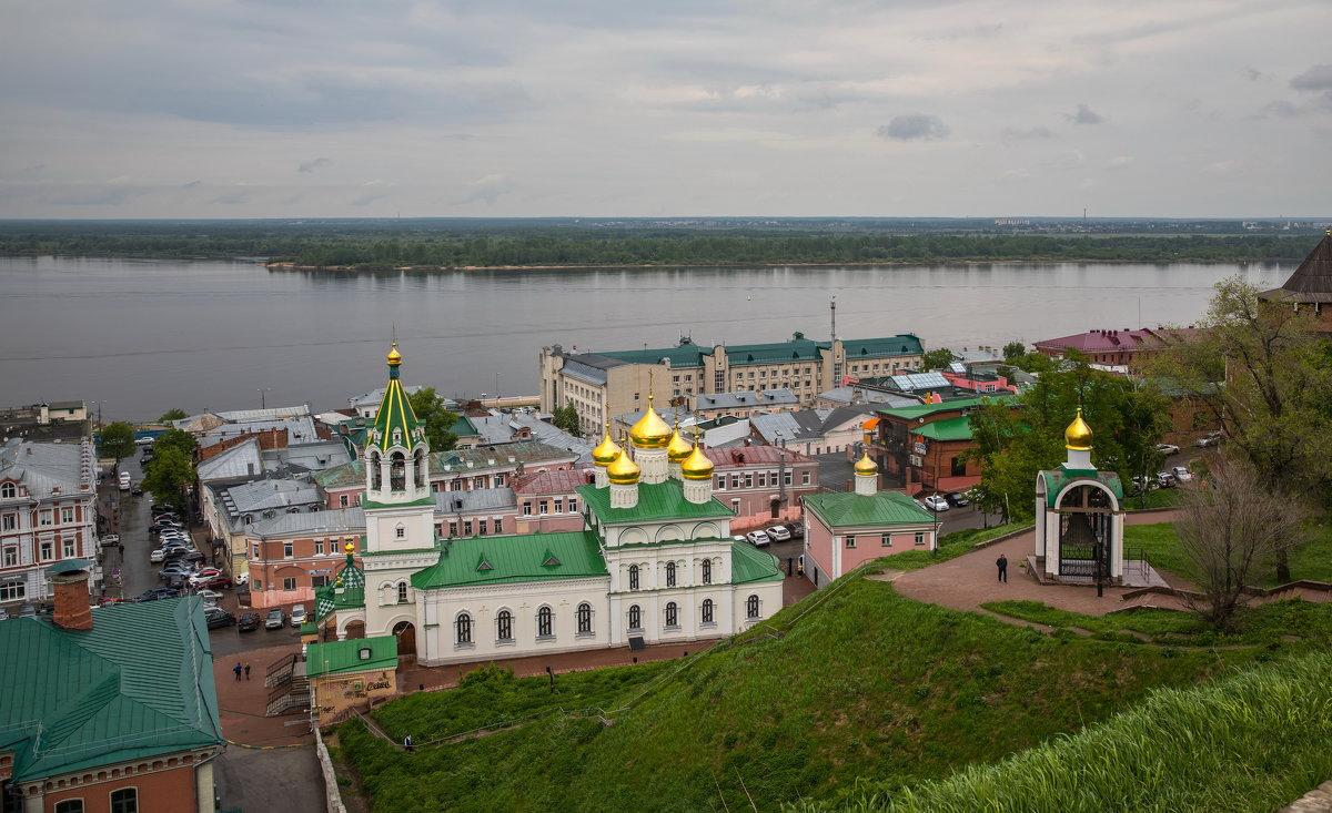 НИЖНИЙ НОВГОРОД - ПЕРМЬ (ВОЛГА - КАМА) - юрий макаров