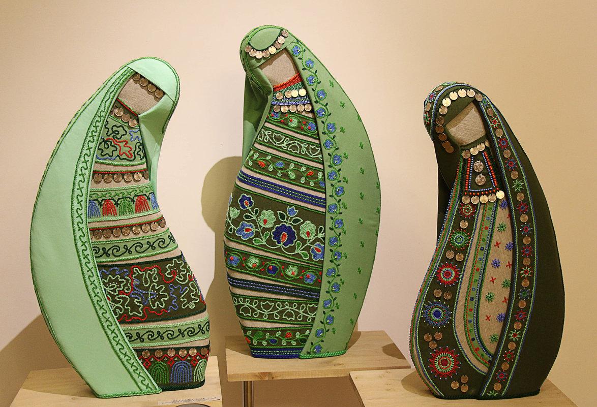 Три девушки - Nina Karyuk