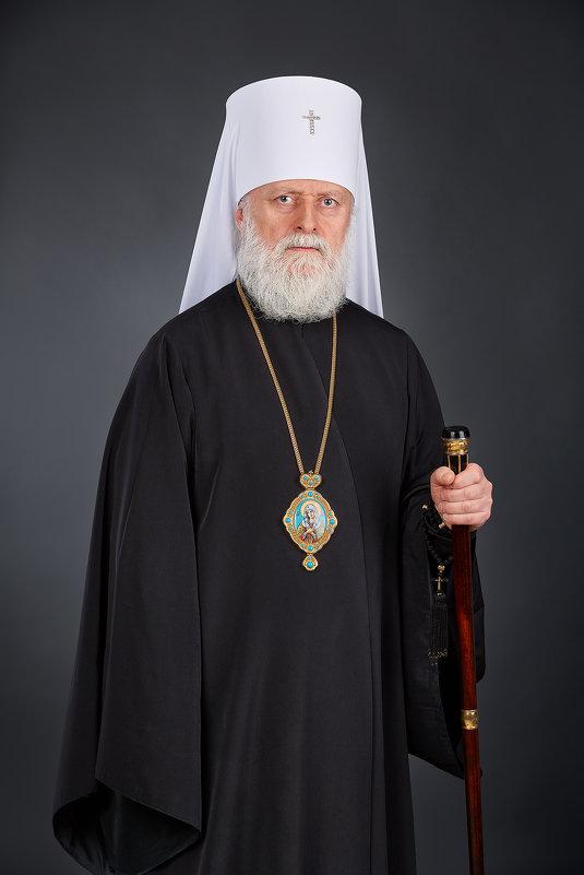 Митрополит Таллинский и всея Эстонии Евгений. - Аркадий  Баранов Arkadi Baranov