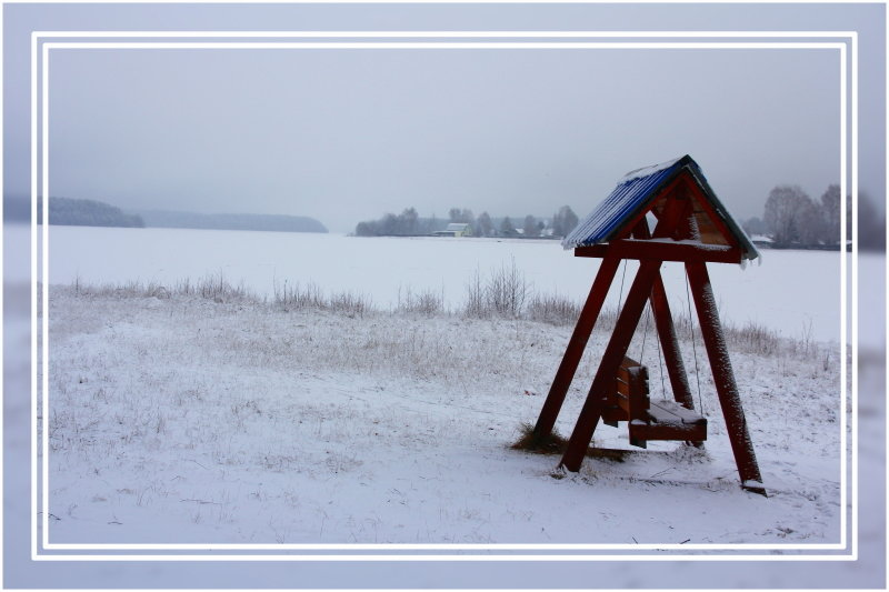 Снег,самый первый... - Александр Широнин