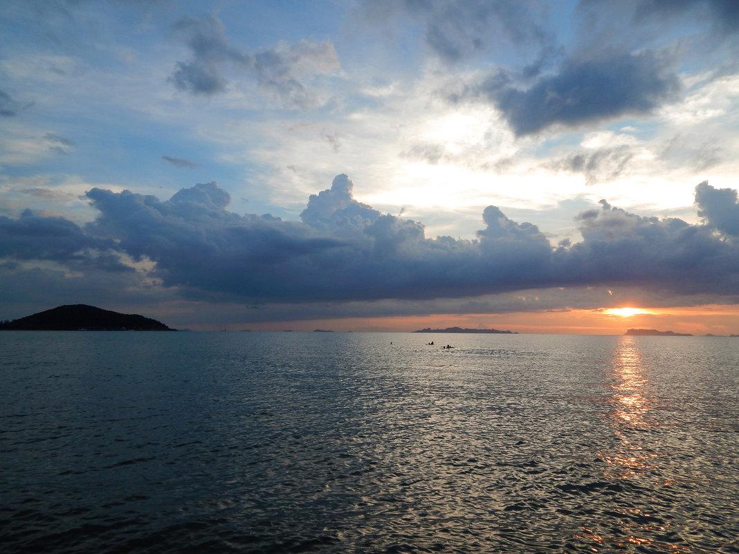 Колорит острова Самуи. - Лариса (Phinikia) Двойникова
