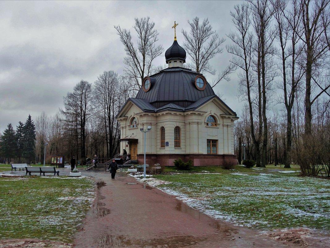 Наш светлый Храм в декабре... - Sergey Gordoff