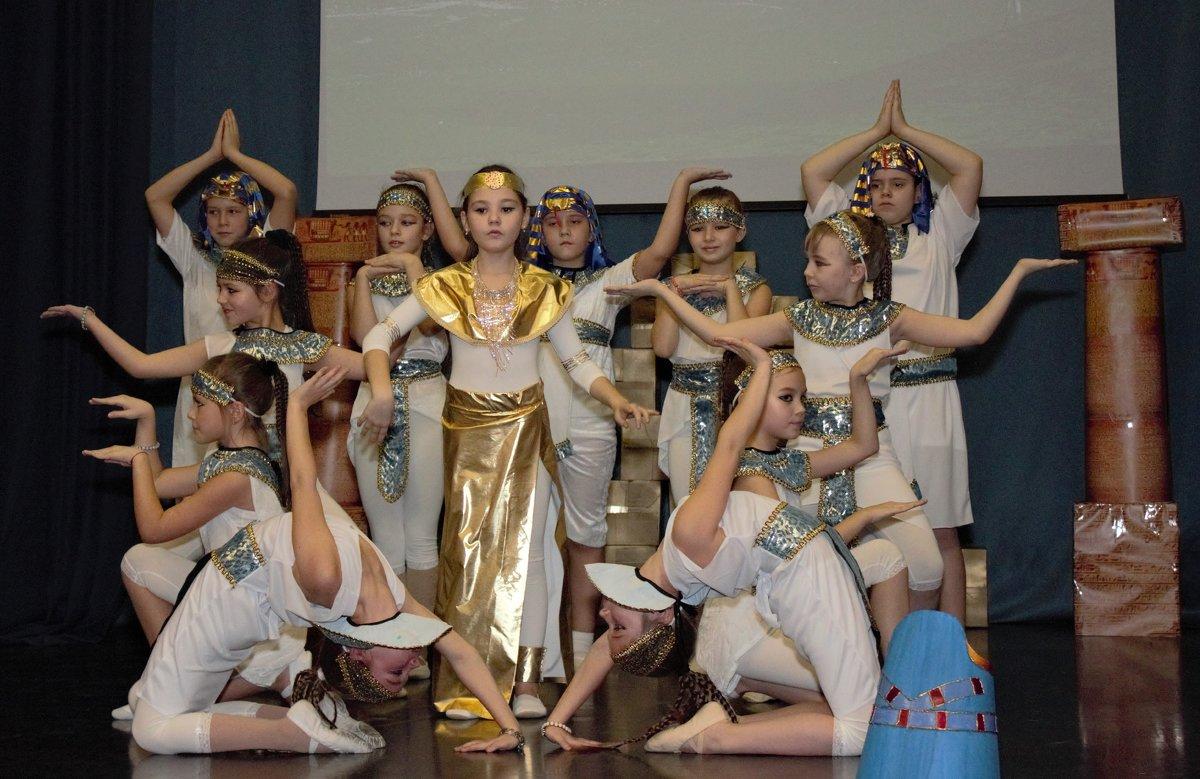 Египет - Колибри М