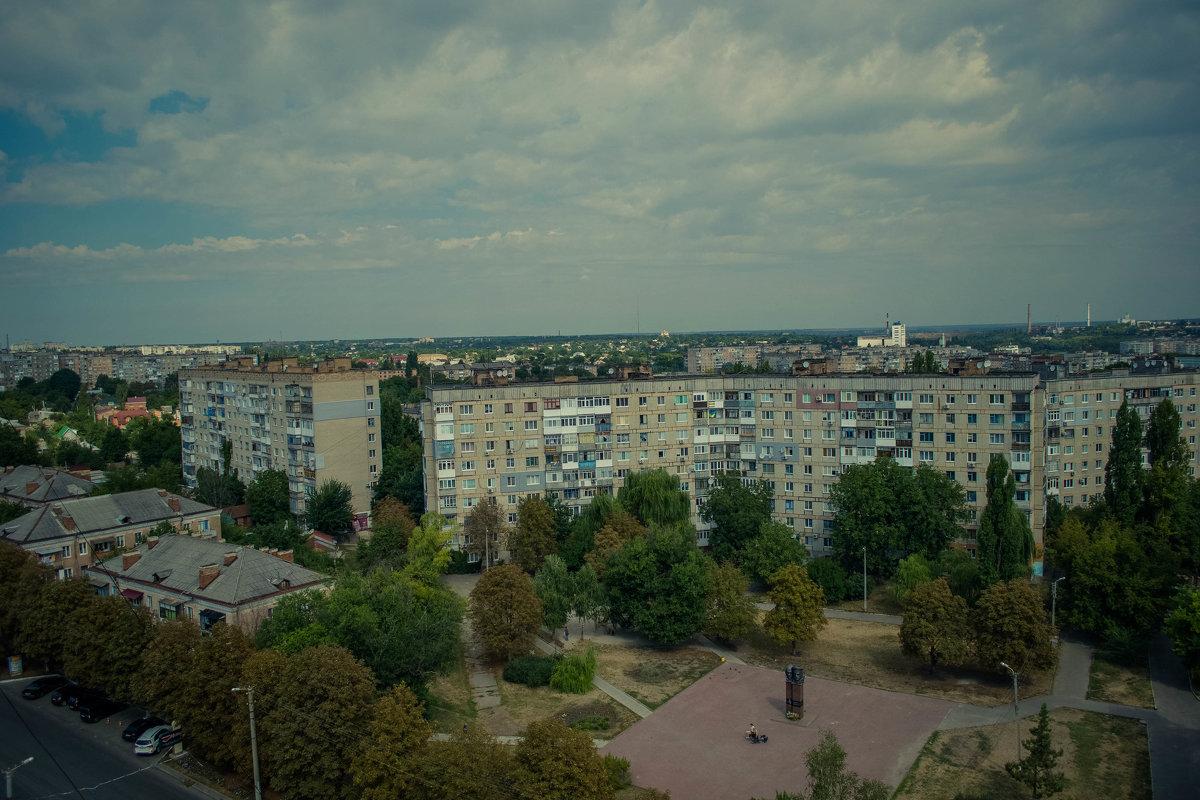 Город - Пётр П