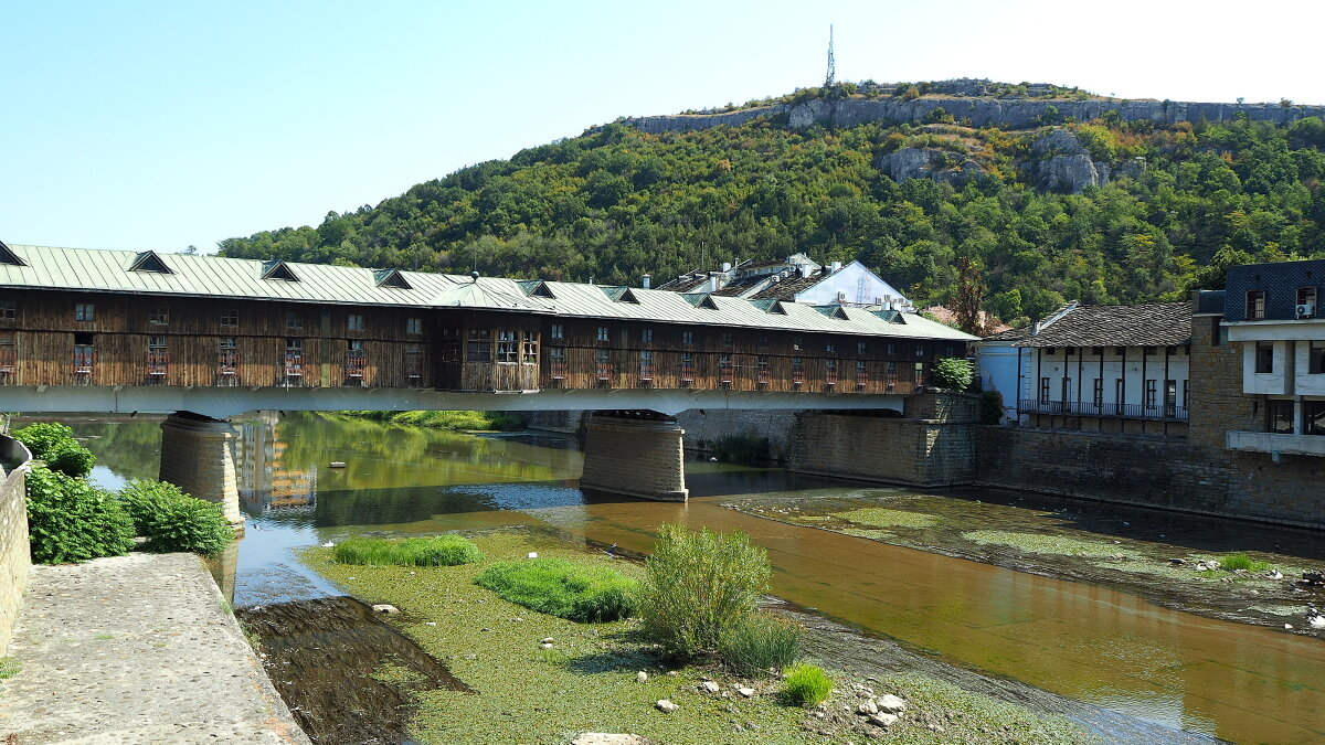 Болгария Ловеч Крытый мост - Swetlana V
