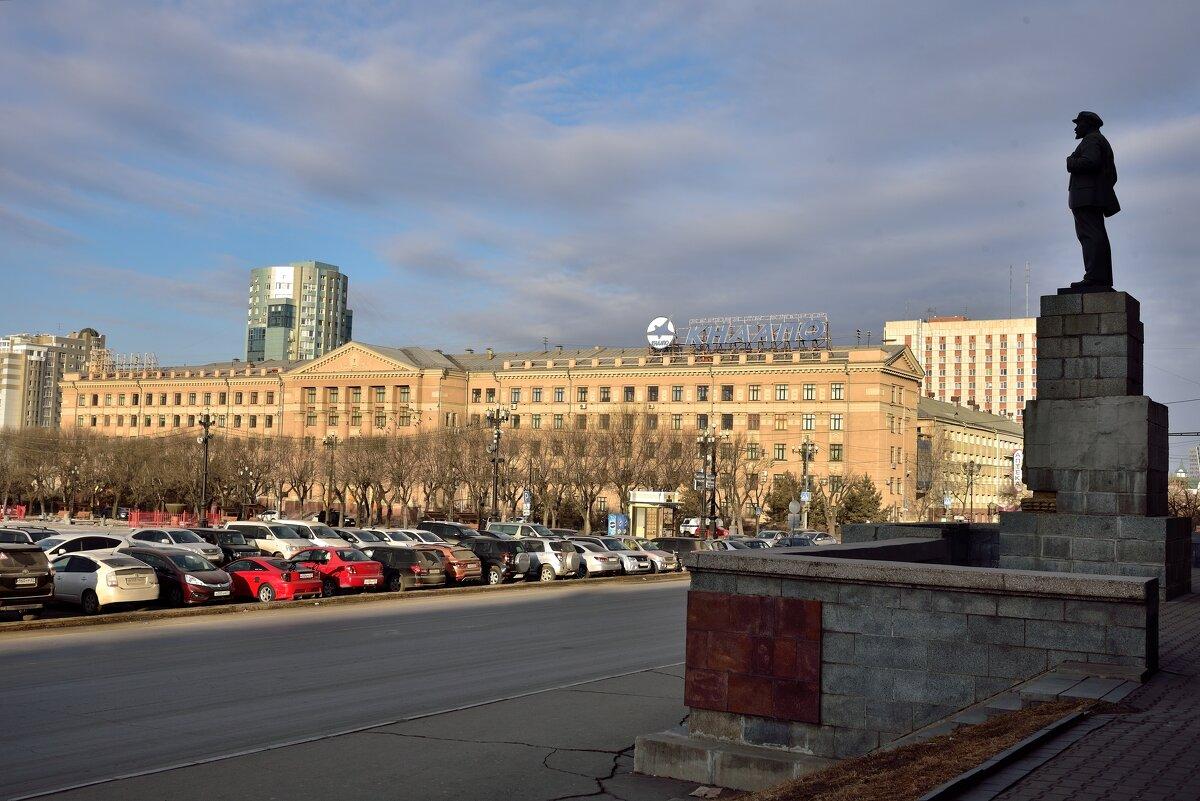 Площадь Ленина - Владимир