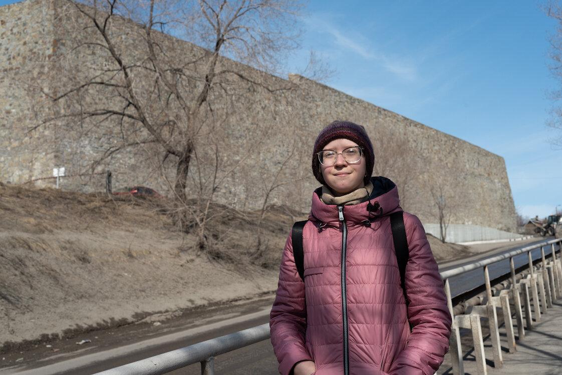 На фоне крепости - Валерий Михмель