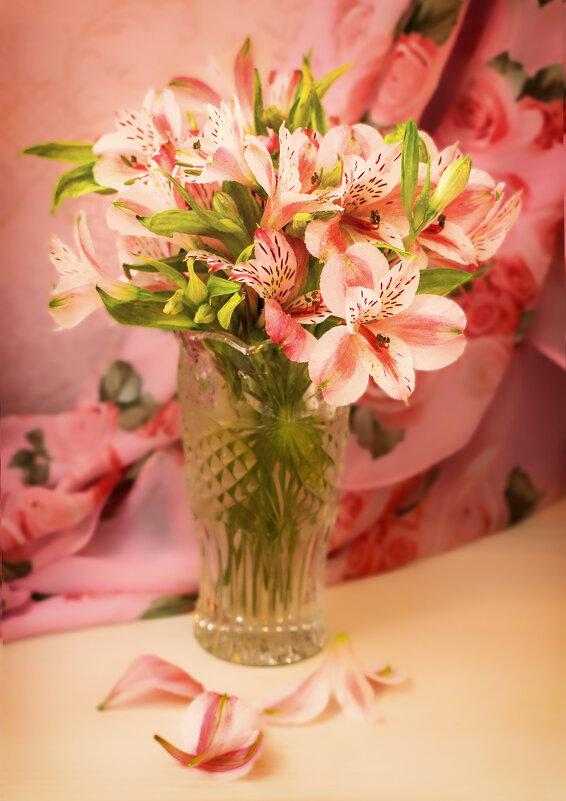 Нежные цветы - TATYANA PODYMA