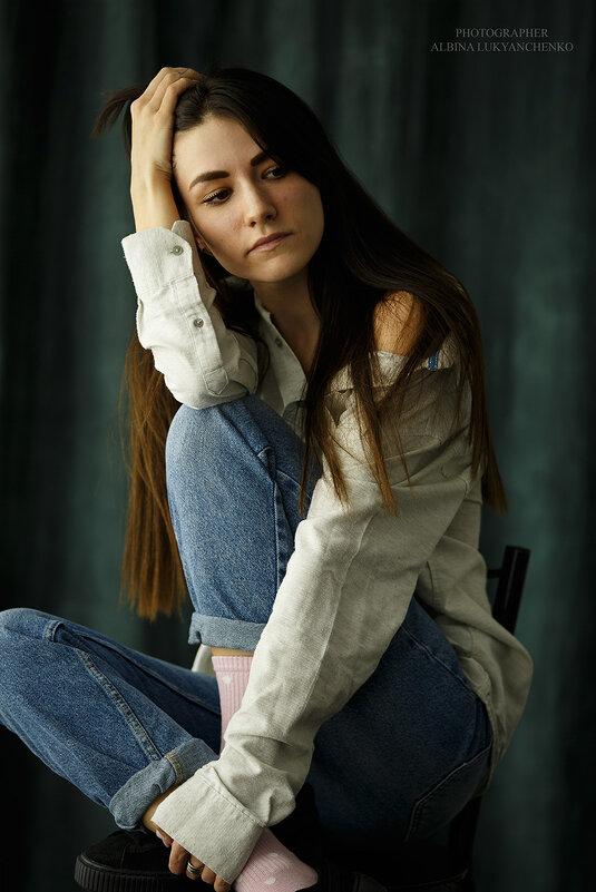 Яна - Albina Lukyanchenko