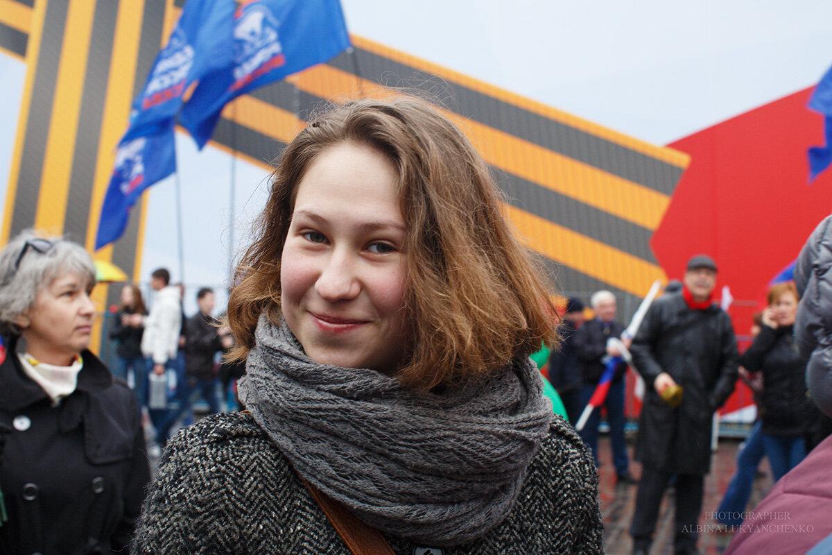 Портрет - Albina Lukyanchenko